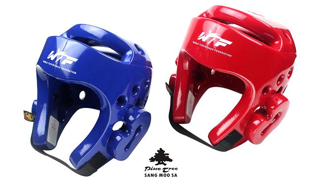 Taekwondo WTF Headgear
