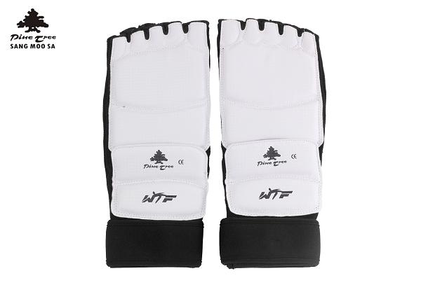 taekwondo fuß schoner