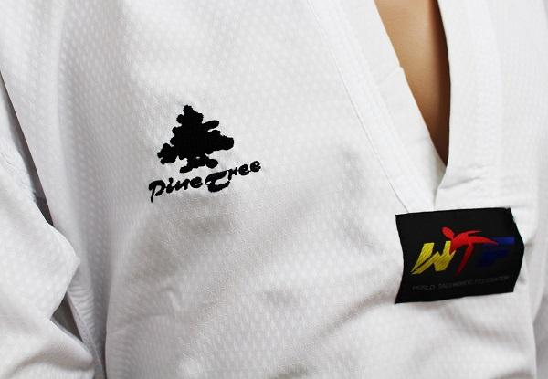 Taekwondo Anzug Wttkampf