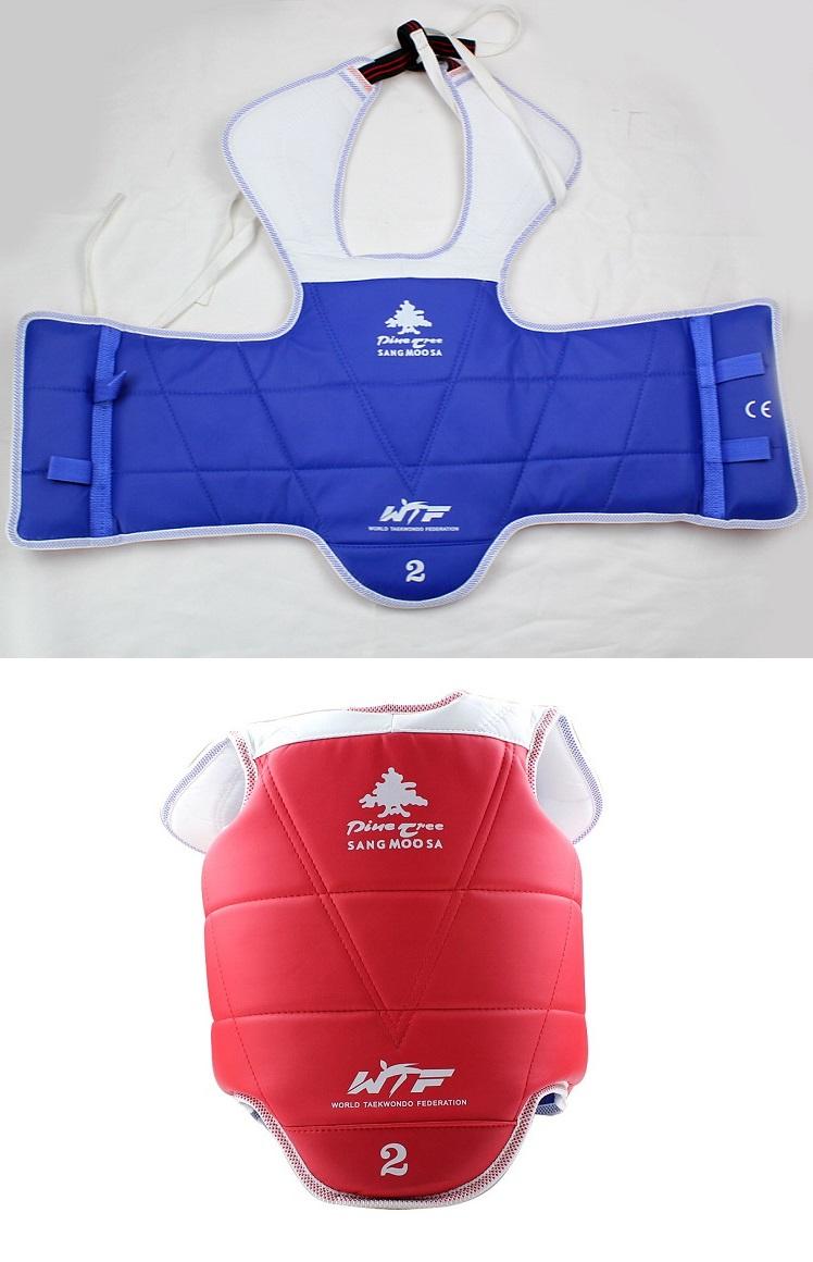 Teakwondo PineTree Weste